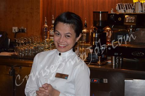 Cruise Ship Bartender by Bartender Aboard Cruises Ship