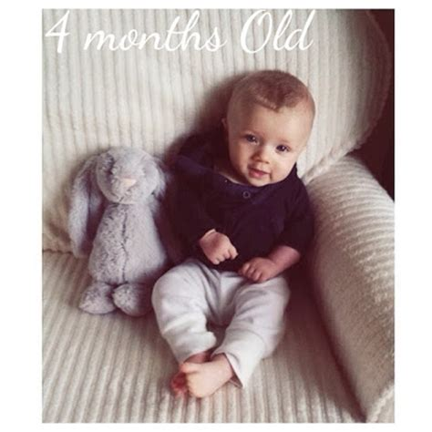 4 Month Baby Boy Clothes by Tessa Rayanne My Baby Boy Is 4 Months