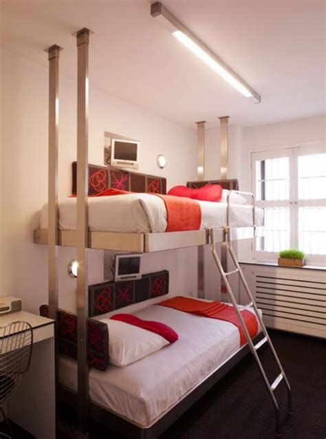hotels with bunk bed suites eccentric hotels