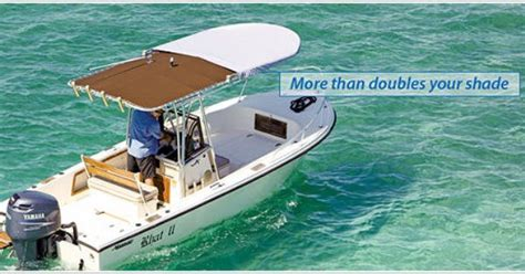 boat t top welding the t top extender by action welding provides removable
