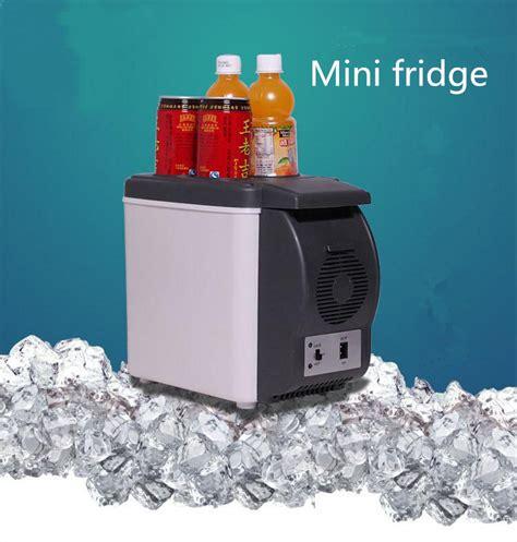 Freezer Box Mini Murah car refrigerator mini fridge car heating cooler box electronic refrigerator gift portable