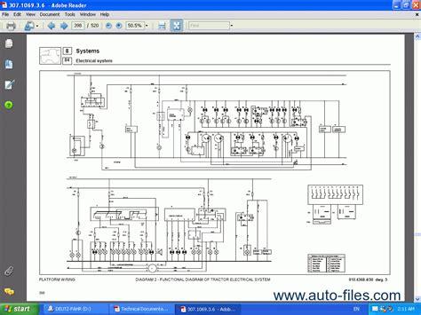 deutz engine wiring diagram get free image about wiring