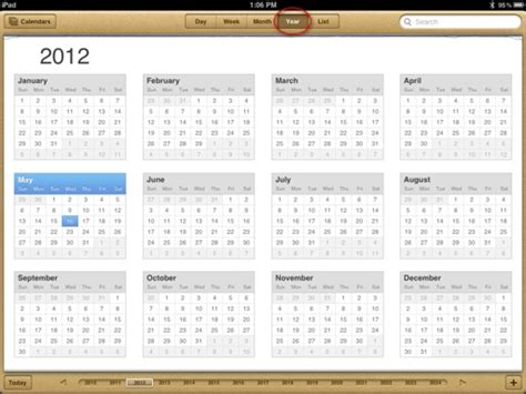 Year View Calendar Search Results For 2012 12 Month Calendar Calendar 2015