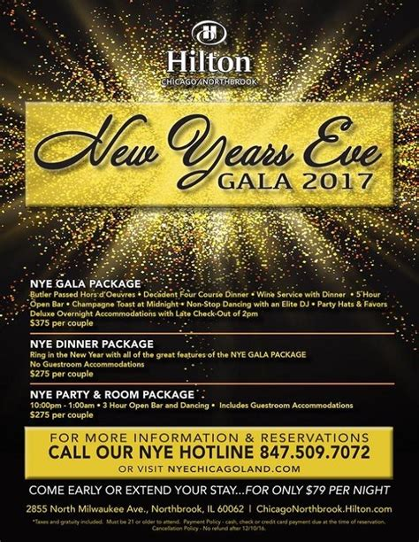 new year gala 2016 live new year s gala 2017 in chicago northbrook