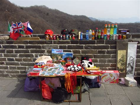 Magnet Kulkas Souvenir Cina Great Wall let s go around the world the magnificent mutianyu