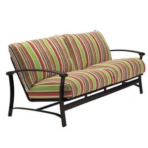 Cushions Patio Furniture Ovation Cushion Seating Patio Furniture By Tropitone Family Leisure
