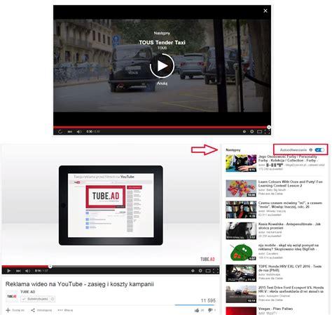 jak udelat layout na blog jak wyłączyć autoodtwarzanie na youtube tube ad blog