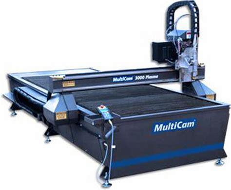5 x 10 multicam cnc plasma model 3 204phd new for