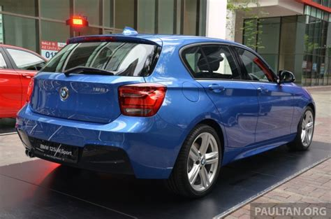 Bmw Serie 1 Advantage Paket Plus by Bmw 1 Series F20 Launched In Malaysia Priced From