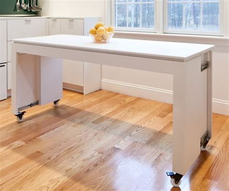 Movable Kitchen Islands With Seating Portable Kitchen Islands They Make Reconfiguration Easy