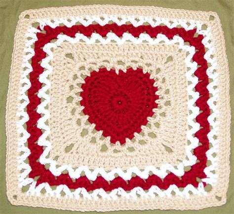 heart pattern in c 874 best images about crochet granny squares on pinterest