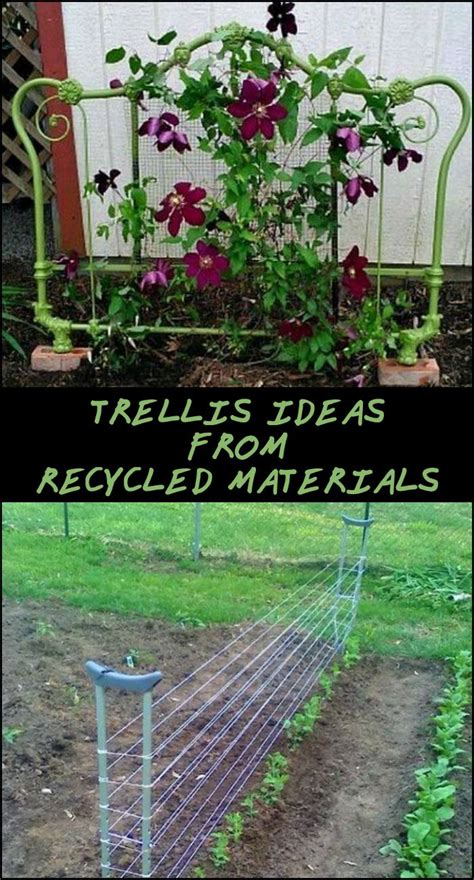 Cheap Garden Trellis Ideas 17 Best Images About Gardening Ideas On Pinterest Gardens Greenhouse And Planters