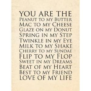 you butter be my you are the peanut butter to my jelly