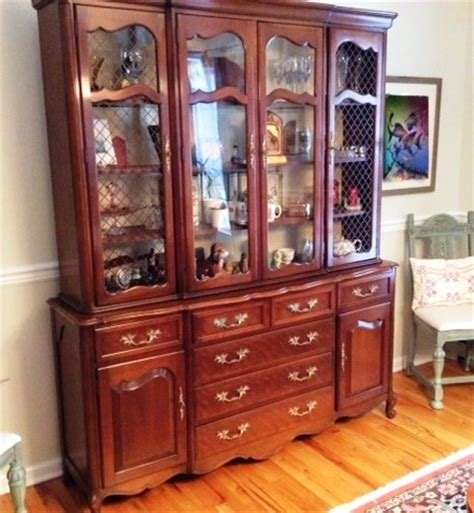 how should i paint my china cabinet hometalk