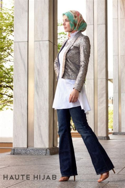 Abaya Tasya kombinasi blazer untuk ke kantor co id