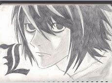 L Lawliet Death Note By Thatnintendogeek-d59 by ... L Death Note Drawing