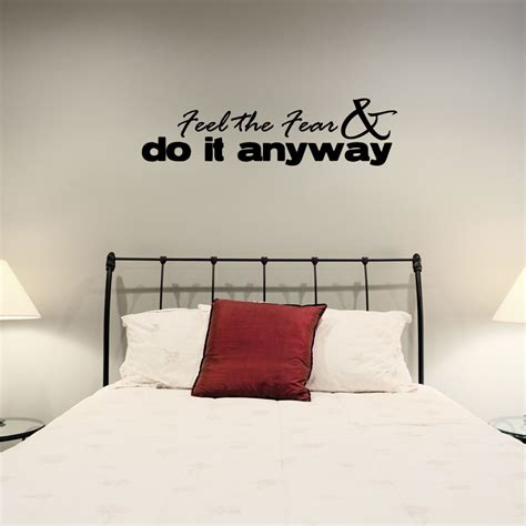Do It Anyway Wall