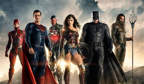 film justice league tayang justice league movie what we know so far