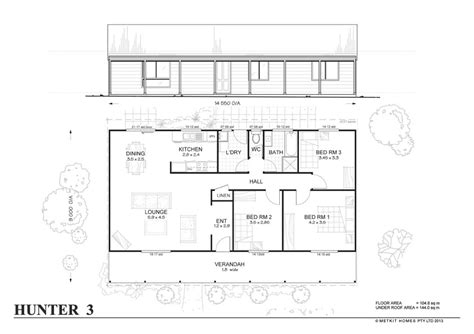 kit homes 4 bedroom steel frame kit home floor plan metkit