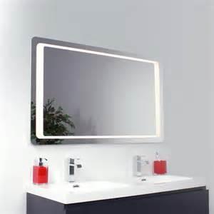 miroir salle de bains 233 clairant 4 cot 233 s led braga