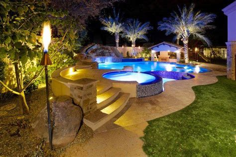 landscaping tips  choosing   ground swimming pool
