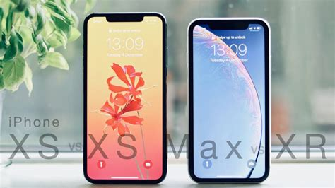 iphone xs vs xs max vs xr comparison review