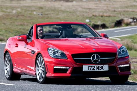 mercedes amg price uk mercedes slk amg from 2012 used prices parkers