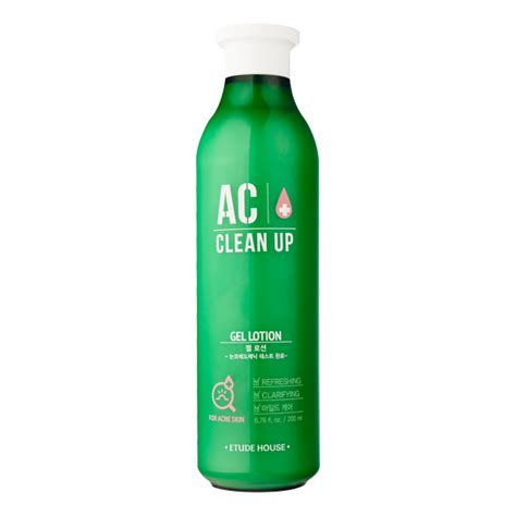 ac clean up gel lotion etude house thailand อ ท ด เฮ าส
