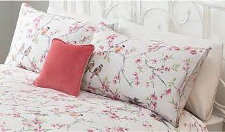 Asda Bedding Sets Sale George Home Bird Blossom Duvet Set Bedding George At