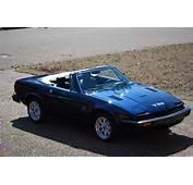 1980 Triumph TR8  1020 Miles For Sale