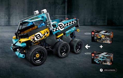 truck stunt lego stunt truck 42059 technic
