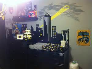 Batman Room Decor Batman Nursery Baby