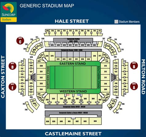 28 anz stadium floor plan anz stadium wallabies suncorp stadium seating map lang park austadiums