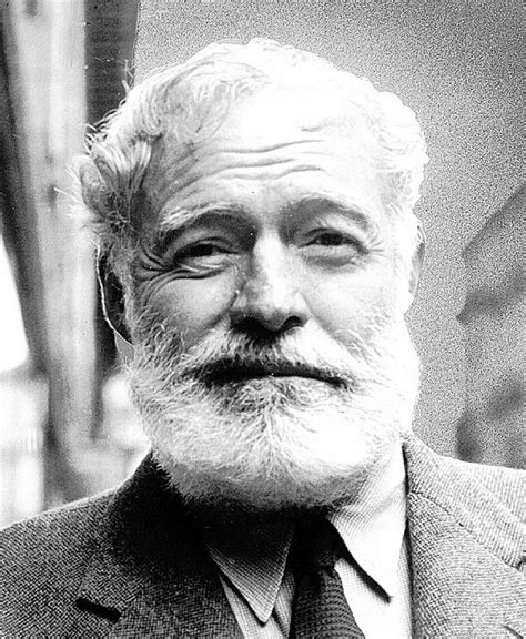 biography of ernest hemingway papa hemingway s thoughts on risk writing and the