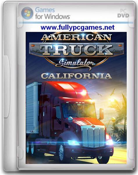 full version truck games download american truck simulator game free download full version