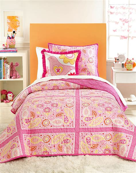 macys kids bedding closeout martha stewart collection kids paisley party