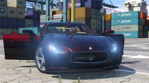 Maserati Ghibli Sq4 by The New Maserati Ghibli Sq4 Will Turn Heads