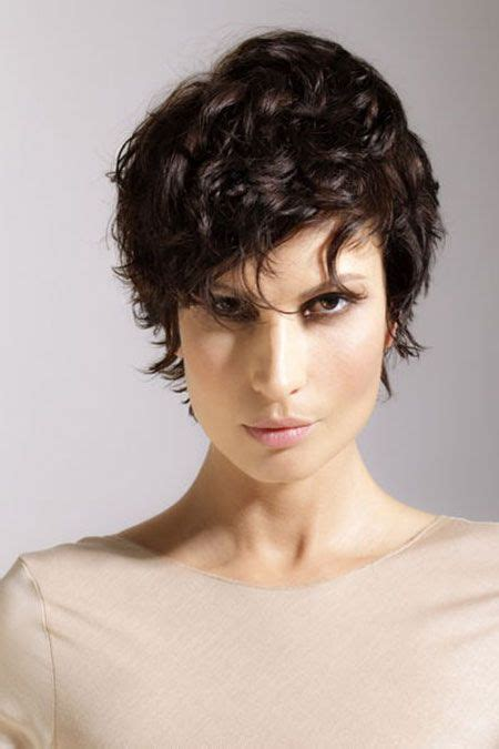 curly pixie curly combed back on top and sides 17 best ideas about quick curly hairstyles on pinterest