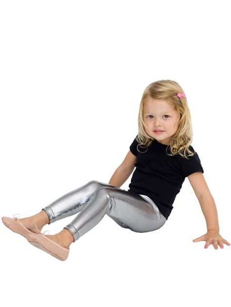 american apparel kids shiny legging  warm  zs