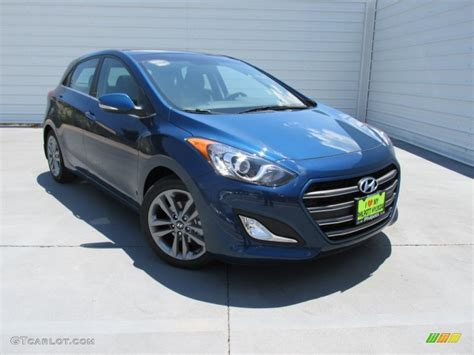 2016 hyundai elantra colors 2016 windy sea blue hyundai elantra gt 106050070