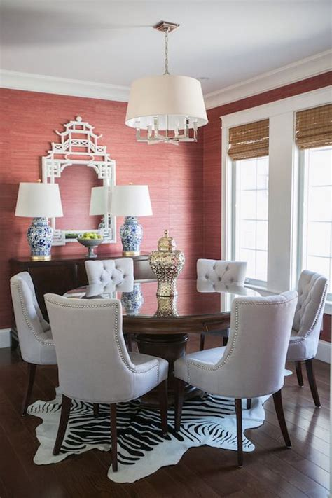 love  mirror  images eclectic dining room
