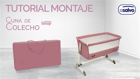 bed side l assembly tutorial l bedside crib l boop l asalvo youtube