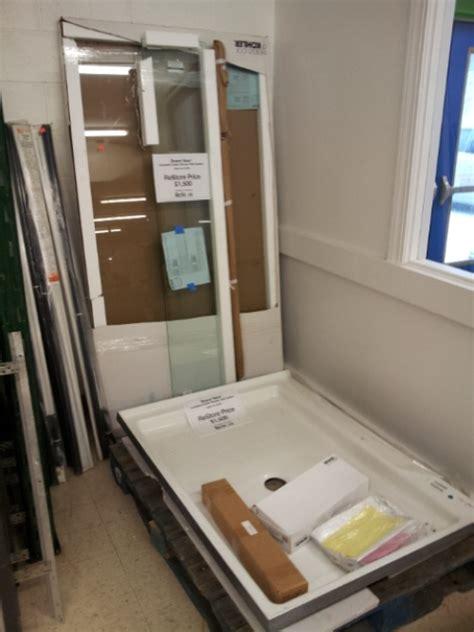 Sale Shower Sal 5 complete kohler shower stall system items for sale kohler shower tubs and bath
