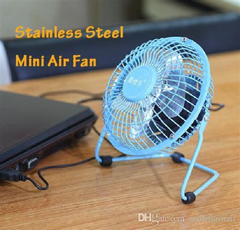 2018 metal small air desk fan available blue pink black
