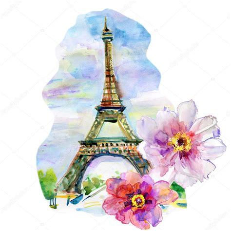imagenes de uñas pintadas de la torre eiffel torre eiffel con flores pintadas fotos de stock 169 olies