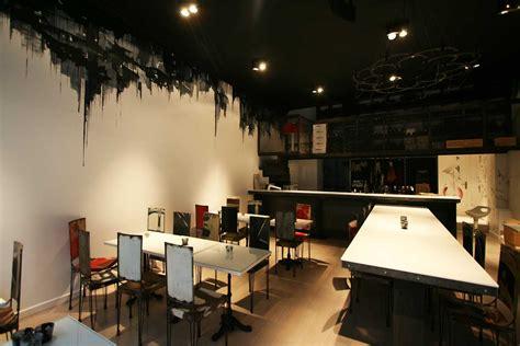 Decoration De Bar Maison by Architecte Int 233 Rieur Bar 224 Vin 224 Lyon Agencement Et D 233 Co