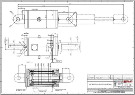 design and manufacturing of hydraulic cylinders pdf maac hydraulic design department