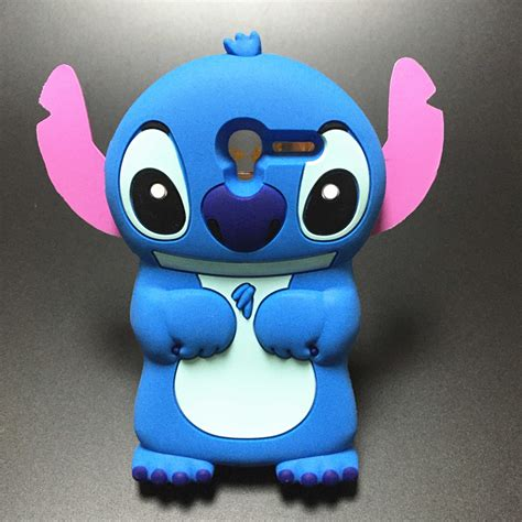 3d Stitch Iphone 5 5g 5s Iphone5 Karakter Lilo Softcase Soft buy 3d soft silicone rubber lilo stitch back