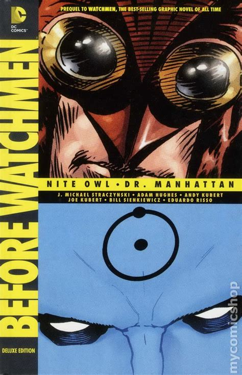 watchmen deluxe edition before watchmen dr manhattan comic books issue 1
