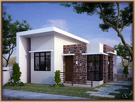 dos casas decoradas muy bonitas modelos de fachadas de casas peque 241 as de dos pisos